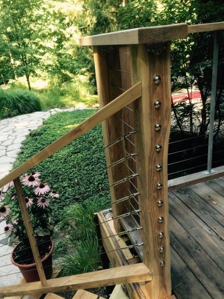 Railings Posts Beams Fencing Hearthwoods