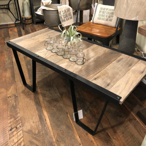 Refurbished Vintage Pallet Coffee Table