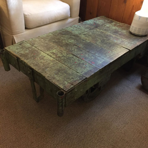 Vintage Refurbished Pallet Coffee Table